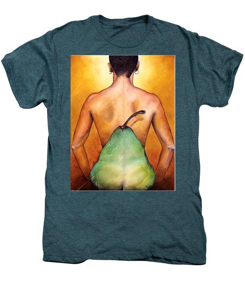 Au Naturel Men's Premium T-Shirt
