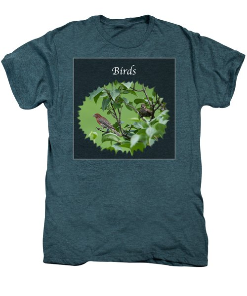 Birds Men's Premium T-Shirt
