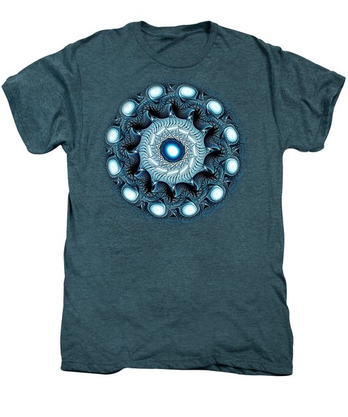 Blue Circle Men's Premium T-Shirt