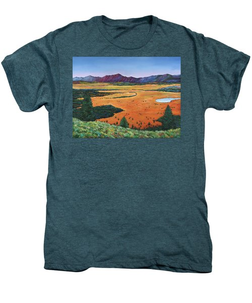 Chasing Heaven Men's Premium T-Shirt