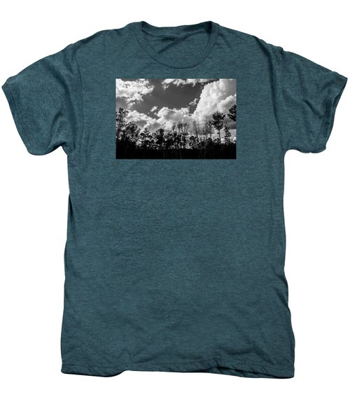 Clouds Men's Premium T-Shirt