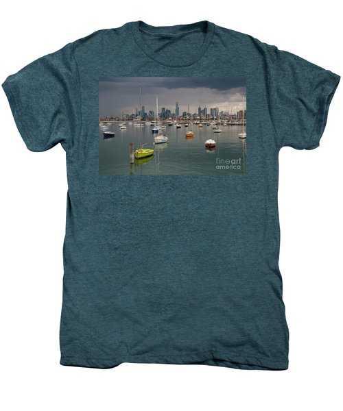 Colour Of Melbourne 2 Men's Premium T-Shirt