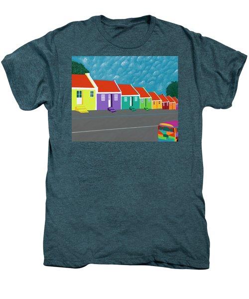 Curacao Dreams IIi Men's Premium T-Shirt