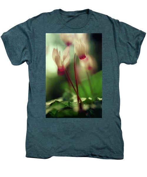 Cyclamens Men's Premium T-Shirt