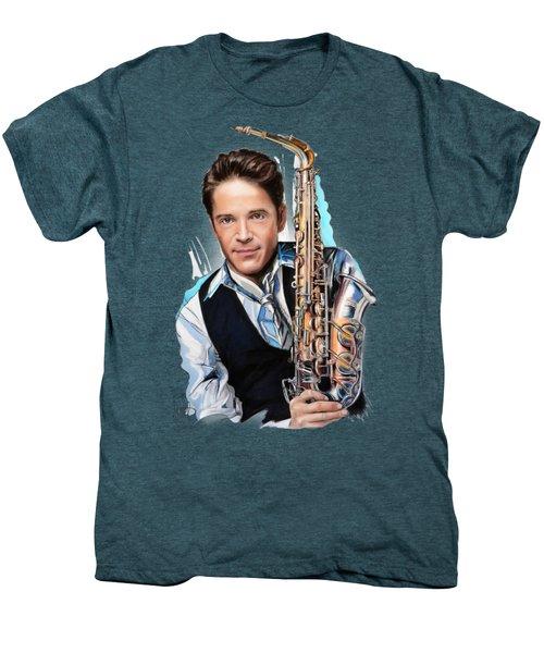 Dave Koz Men's Premium T-Shirt