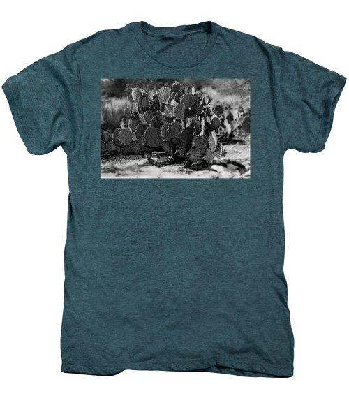 Desert Prickly-pear No7 Men's Premium T-Shirt
