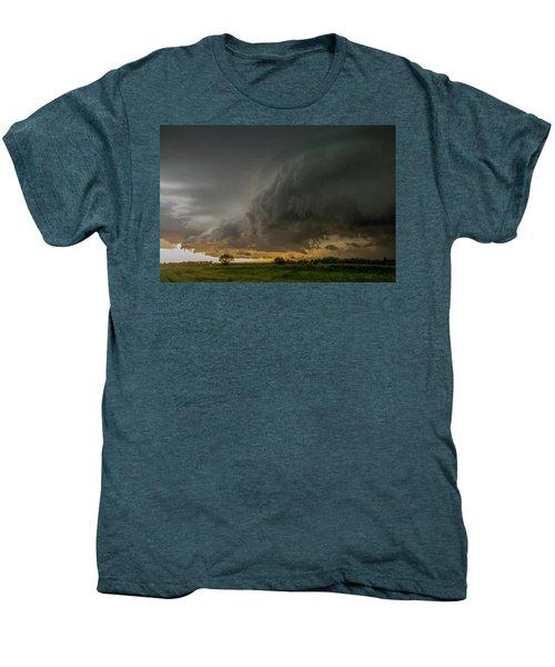 Eastern Nebraska Moderate Risk Chase Day Part 2 004 Men's Premium T-Shirt