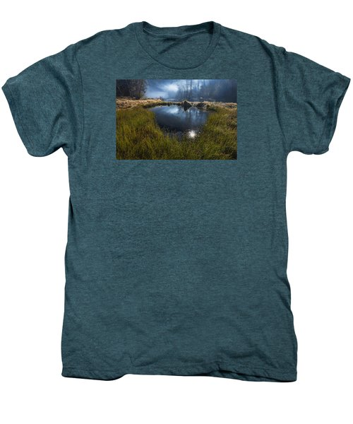 Enchanted Pond Men's Premium T-Shirt