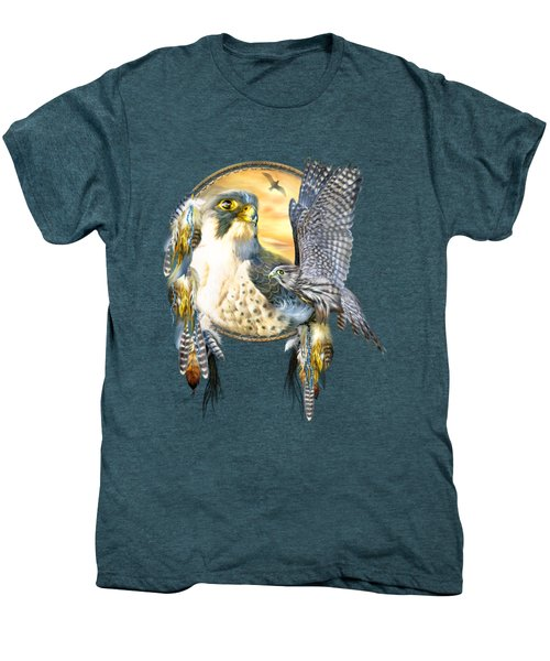Falcon Dreams Men's Premium T-Shirt