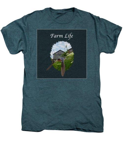 Farm Life Men's Premium T-Shirt