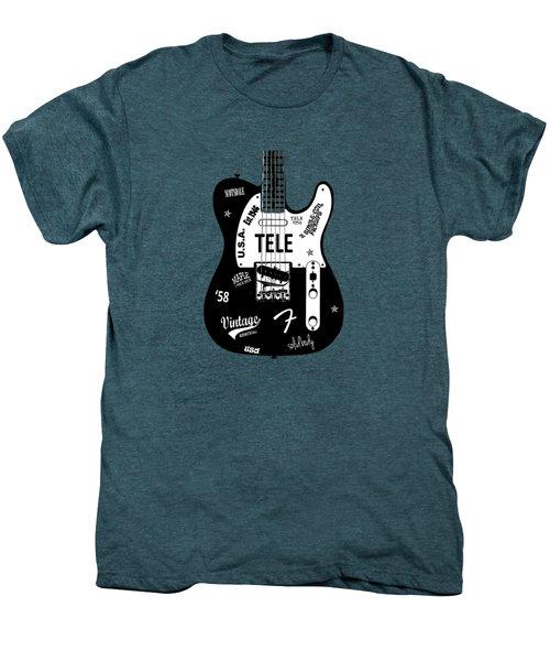 Fender Telecaster 58 Men's Premium T-Shirt