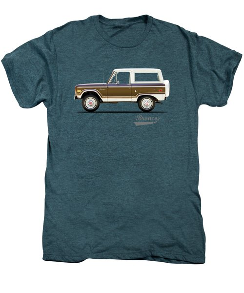 Ford Bronco Ranger 1976 Men's Premium T-Shirt
