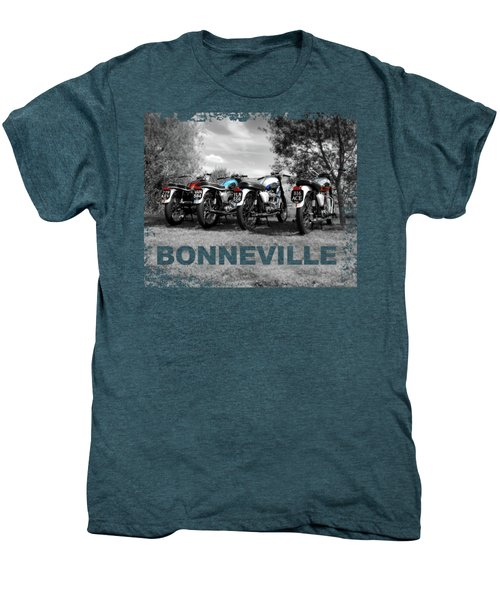Four Bonnevilles Men's Premium T-Shirt