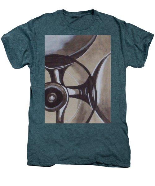 Glasses Men's Premium T-Shirt
