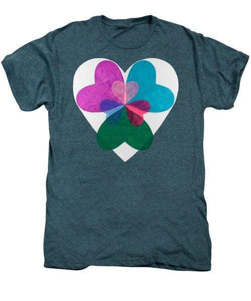 Have A Heart Men's Premium T-Shirt