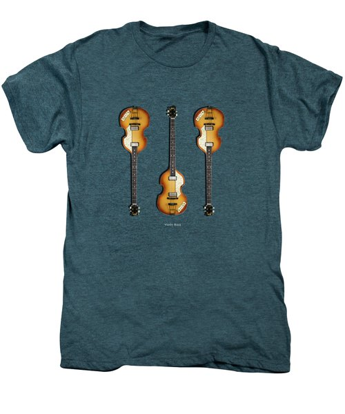 Hofner Violin Bass 62 Men's Premium T-Shirt