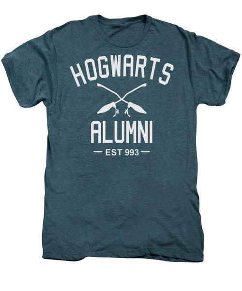 Hogwarts Alumni Men's Premium T-Shirt