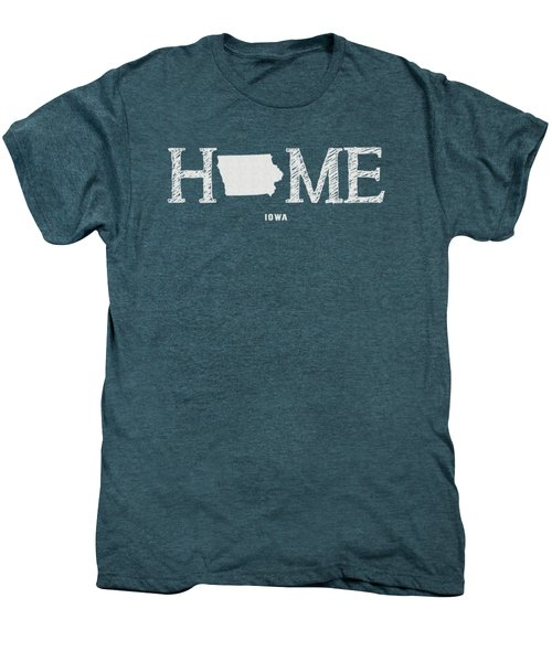 Ia Home Men's Premium T-Shirt by Nancy Ingersoll