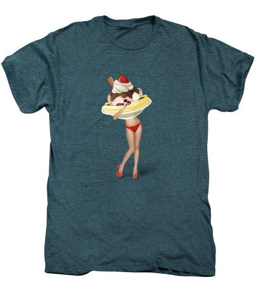Ice Cream Men's Premium T-Shirt by Mark Ashkenazi