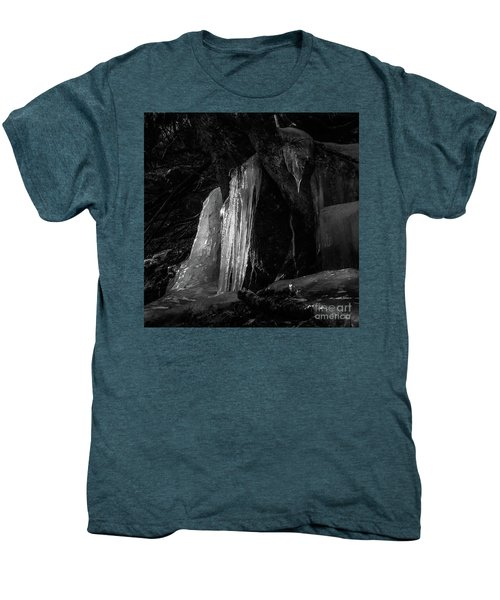 Icicle Of The Forest Men's Premium T-Shirt by Tatsuya Atarashi