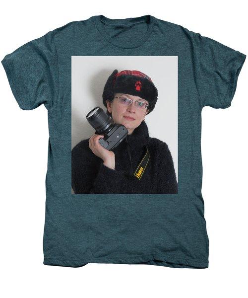 Irina By Mark 2 Men's Premium T-Shirt
