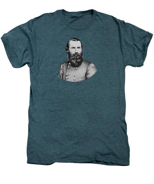 Jeb Stuart -- Confederate General Men's Premium T-Shirt