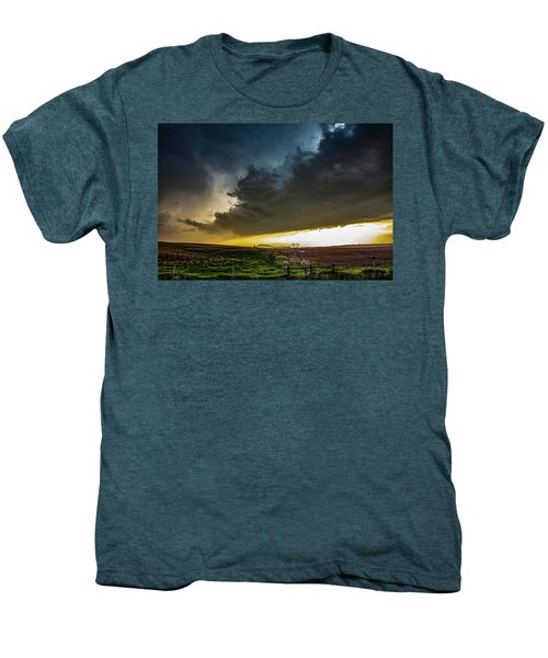 June Comes In With A Boom 005 Men's Premium T-Shirt