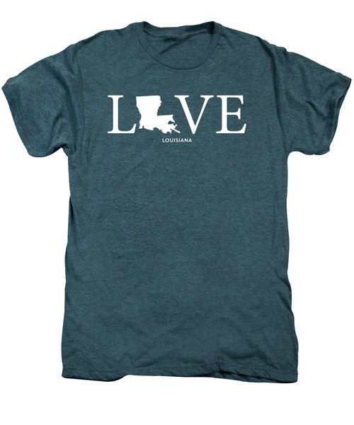 La Love Men's Premium T-Shirt by Nancy Ingersoll