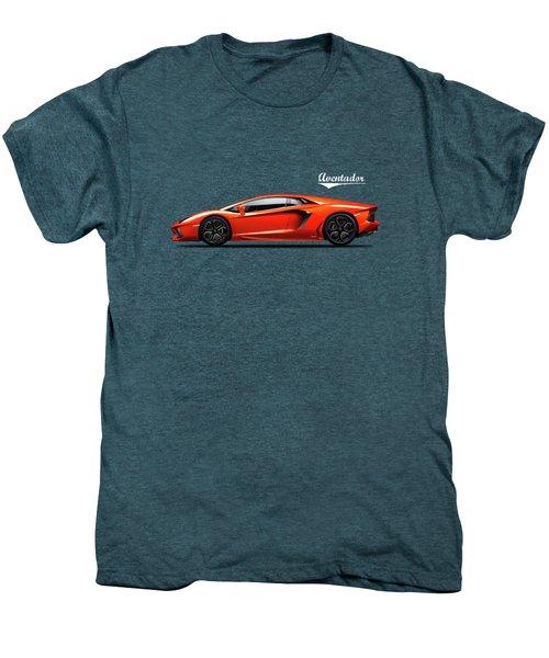 Lamborghini Aventador Men's Premium T-Shirt