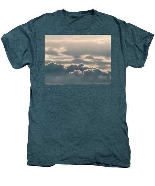 Monsoon Clouds Men's Premium T-Shirt