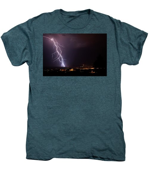 Monsoon Storm Men's Premium T-Shirt