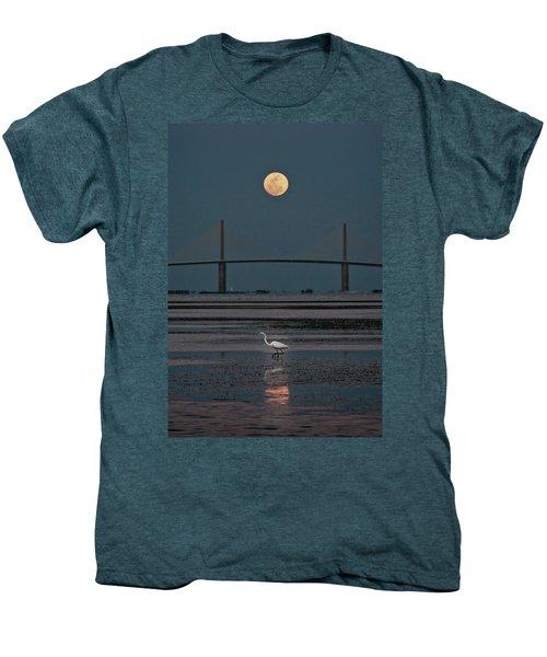 Moonlight Stroll Men's Premium T-Shirt