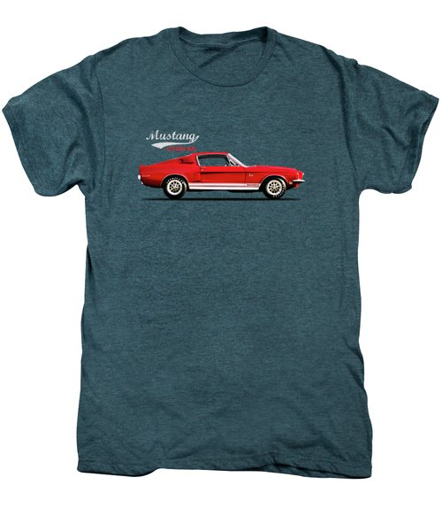 Mustang Shelby Gt500 Kr Men's Premium T-Shirt