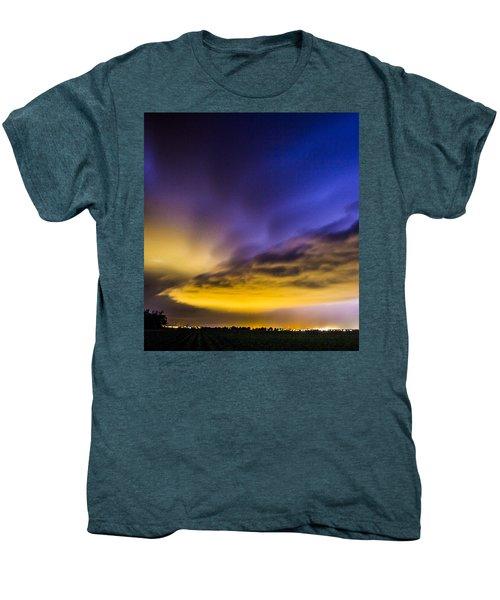Nebraska Night Beast 021 Men's Premium T-Shirt