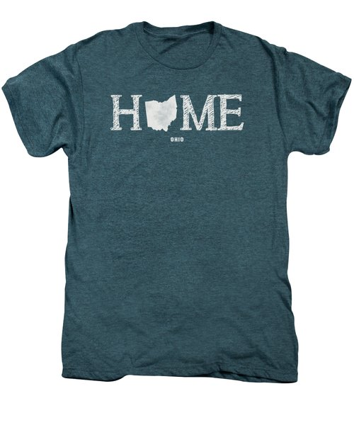 Oh Home Men's Premium T-Shirt by Nancy Ingersoll