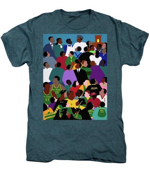 Onward And Upward Men's Premium T-Shirt