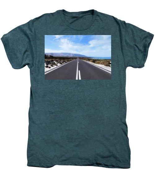 Orzola - Lanzarote Men's Premium T-Shirt