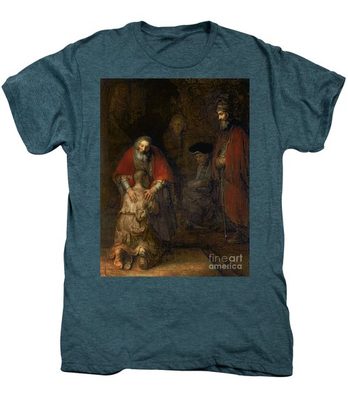 Return Of The Prodigal Son Men's Premium T-Shirt
