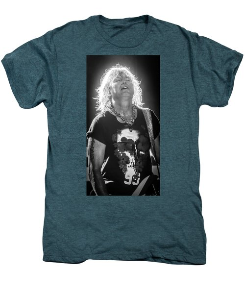 Rick Savage Men's Premium T-Shirt by Luisa Gatti