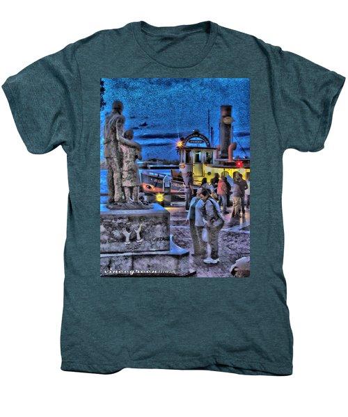 River Street Blues Men's Premium T-Shirt