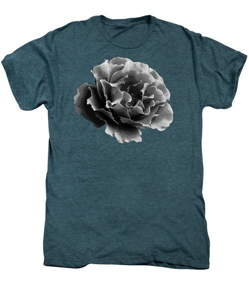 Men's Premium T-Shirt featuring the photograph Ruffles by Linda Lees