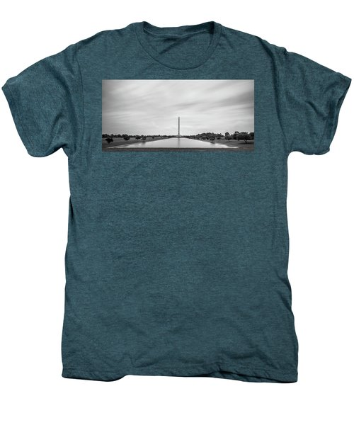 San Jacinto Monument Long Exposure Men's Premium T-Shirt