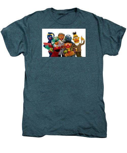 Sesame Street Men's Premium T-Shirt
