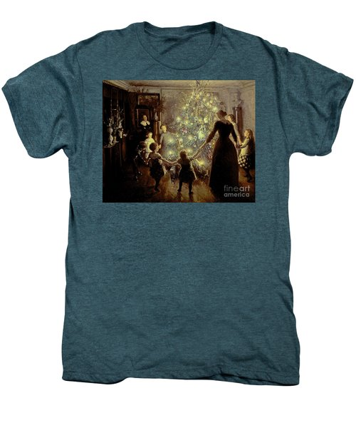 Silent Night Men's Premium T-Shirt