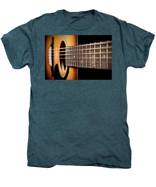 Six String Guitar Men's Premium T-Shirt