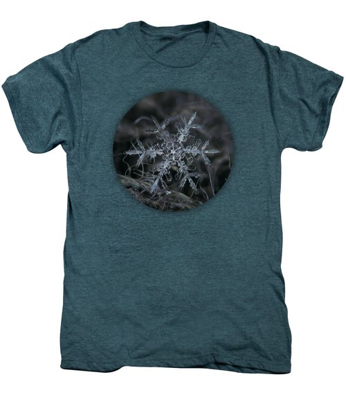 Snowflake 2 Of 19 March 2013 Men's Premium T-Shirt