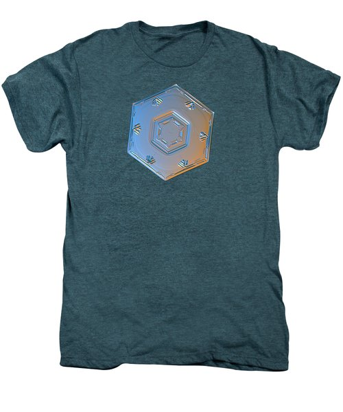 Snowflake Photo - Cryogenia Alternate Men's Premium T-Shirt