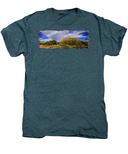 Southwest Summer P12 Men's Premium T-Shirt by Mark Myhaver