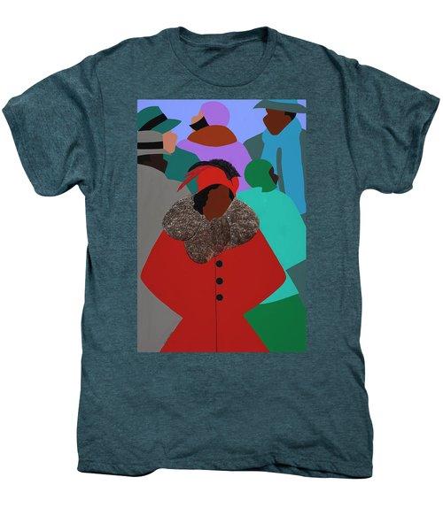 Spirit Of Zora Men's Premium T-Shirt