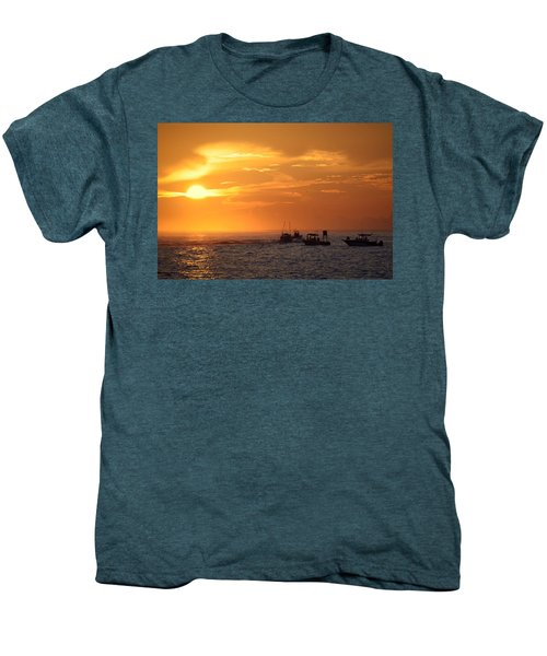 Sportfishermen Head Offshore Men's Premium T-Shirt
